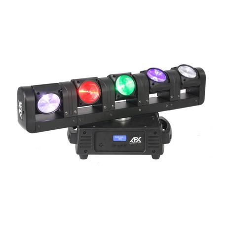 AFX BLADE5-FX CABEZA MOVI LED