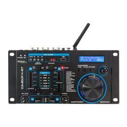IBIZA SOUND DJM160FX-BT MESA DE MEZCLAS FX