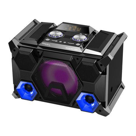 IBIZA SOUND SPLBOX400 ALTAVOZ PORTATIL USB/SD/BT/FM/RECORD 400W