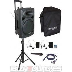 IBIZA SOUND PORT12VHF-HEAD PACK-1