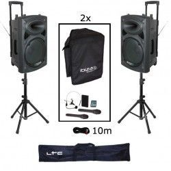 IBIZA SOUND PORT12VHF-HAND PACK-2