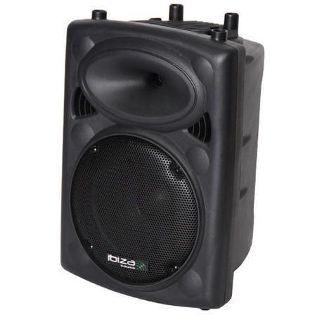 "IBIZA SOUND SLK10A-BT ALTAVOZ AUTOAMPLIFICADO 10"" 400W USB/BLUETOOTH B-STOCK"