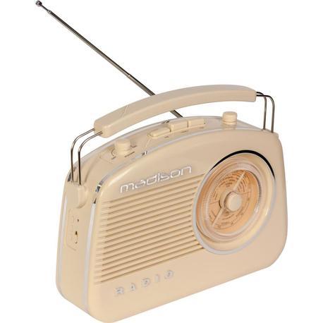 MADISON MAD-VR60 RADIO BLUETOOTH/AM/FM
