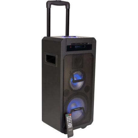 IBIZA SOUND FREESOUND350-CD ALTAVOZ PORTATIL A BATERIAS 350W CD/USB/BLUETOOTH/MANDO