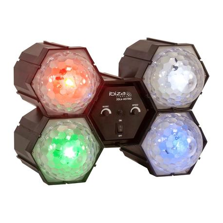 IBIZA LIGHT JDL4-ASTRO EFECTO LED