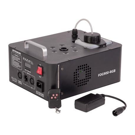 IBIZA LIGHT FOG900-RGB MAQUINA DE HUMO VERTICAL DMX 900W