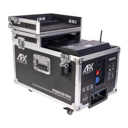 AFX STRATUS1500 MAQUINA HUMO BAJO DMX 1500W