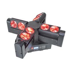 AFX BLADE8-FX 4-HEAD CABEZA MOVIL LED BEAM