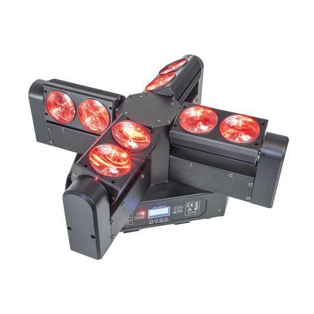 AFX BLADE8-FX 4-HEAD CABEZA MOVIL LED BEAM