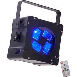 IBIZA LIGHT HYPNO40-LED EFECTO LED 4xCREE 10W RGBW