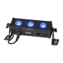 IBIZA LIGHT LEDBAR3-RC BARRA LED 3xRGBW MANDO/DMX