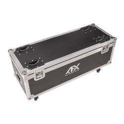 AFX FL-16PIXSTRIP40-SET CONJUNTO DE 16xPIXSTRIP40 CON CONTROLADOR Y FLIGHTCASE