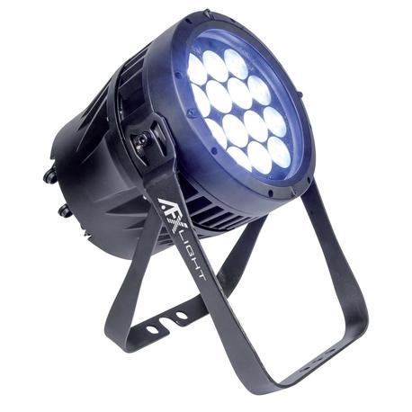 AFX ICOLOR210Z FOCO LED 14x15W RGBW ZOOM