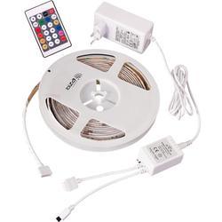 IBIZA LIGHT LLS500RGB-FX TIRA LED RGB CON EFECTOS 5m