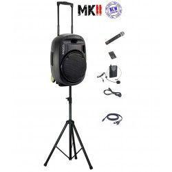 IBIZA SOUND PORT12VHF-MKII PACK-1