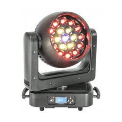AFX LEDWASH-1920Z AFX - LED MOVING HEAD 19 x 20W w/ZOOM 10-60°, CIRCLE CONTROL, DMX