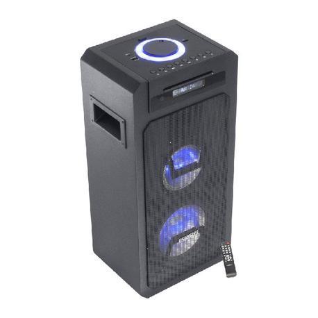 MADISON MAD-HIGHPOWER350CD SISTEMA DE SONORIZACION 350W-3 VOIES CON LECTOR CD, USB, BLUETOOTH Y MANDO A DISTANCIA
