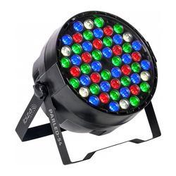 IBIZA LIGHT PARLED-54 PROYECTOR PAR DE 54 LED RGBW