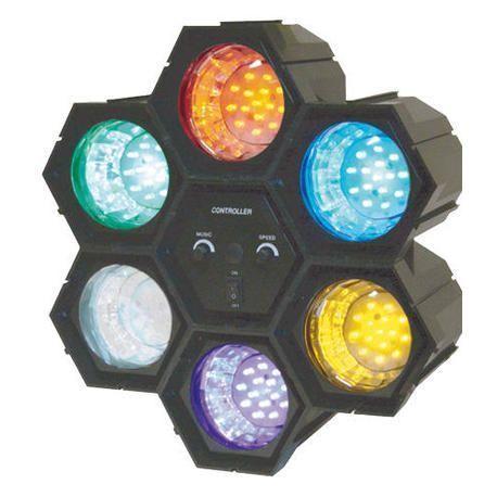 EFECTO DE LEDS IBIZA LIGHT JDL034LED