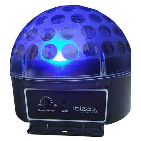 EFECTO DE LEDS IBIZA LIGHT LL081LED RGB