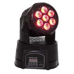 CABEZA MOVIL LED IBIZA LIGHT LMH350LED 4-EN-1