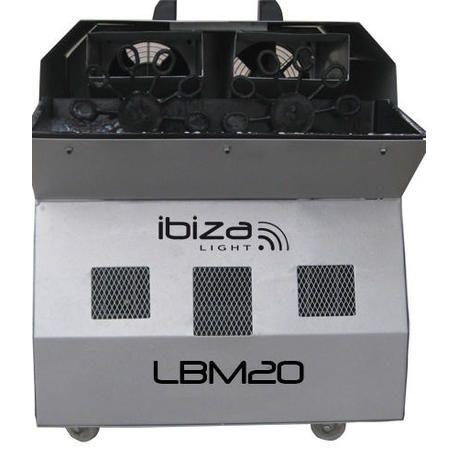 MAQUINA DE BURBUJAS CON DOS SALIDAS IBIZA LIGHT LBM20