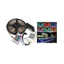 TIRA DE LED + ALIMENTADOR + CONTROLADOR LTC POWER LLS500RGB-PACK RGB 5M