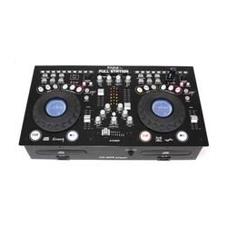 EQUIPO COMPACTO PARA DJ IBIZA SOUND FULL-STATION CD/USB/SD