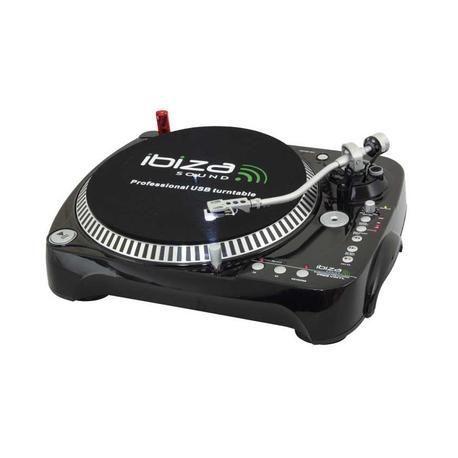 PLATO TOCADISCOS IBIZA SOUND FREEVINYL USB/SD