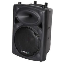 "ALTAVOZ AUTOAMPLIFICADO IBIZA SOUND SLK10A-BT 10"" 400W USB/BLUETOOTH"