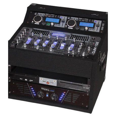 EQUIPO DE SONIDO SIN ALTAVOCES IBIZA SOUND DJ1000MKII 2X480W