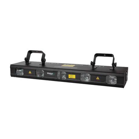 LASER IBIZA LIGHT LAS560RGBYP-5 5-LETES RGBYP DMX 560mW