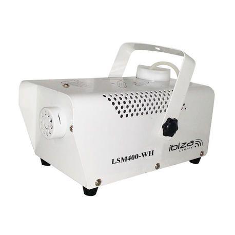 MAQUINA DE HUMO IBIZA LIGHT LSM400-WH 400W
