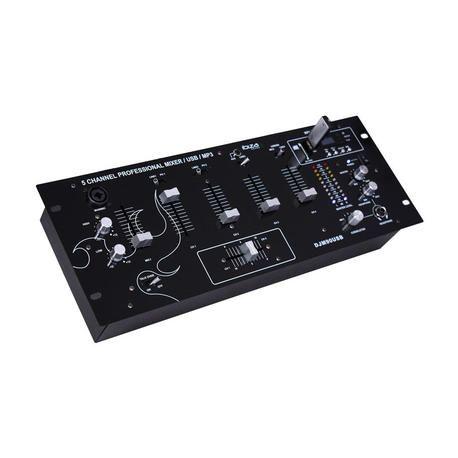 MESA DE MEZCLAS DJ IBIZA SOUND DJM90USB-BT REPRODUCTOR USB/SD Y BLUETOOTH