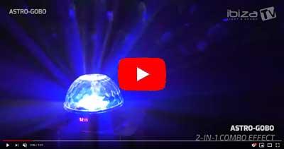 IBIZA LIGHT ASTRO-GOBO