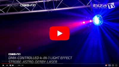 IBIZA LIGHT COMBI-FX1