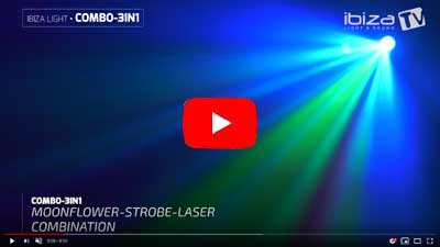 IBIZA LIGHT COMBO-3IN1
