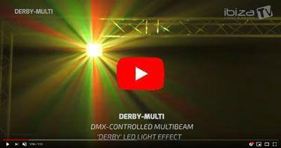 IBIZA LIGHT DERBY-MULTI
