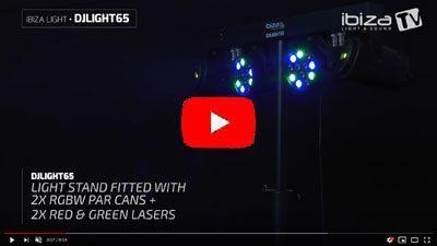 IBIZA LIGHT DJLIGHT65