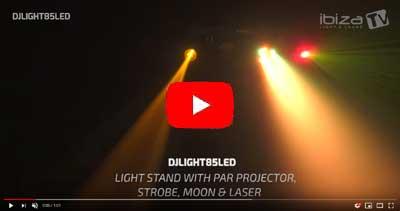 IBIZA LIGHT DJLIGHT85LED