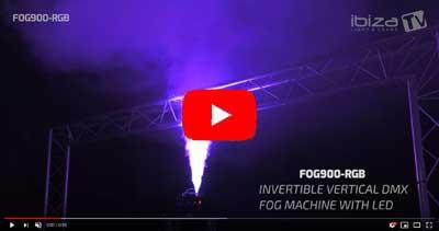 IBIZA LIGHT FOG-900RGB