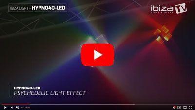 IBIZA LIGHT HYPNO40-LED