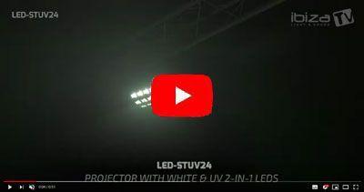 IBIZA LIGHT LED-STUV24