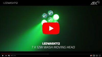 AFX LEDWASH712