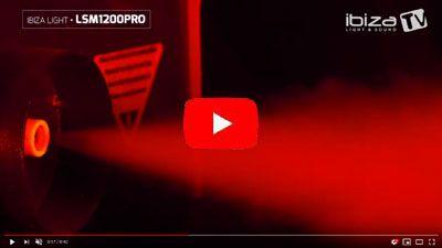 IBIZA LIGHT LSM1200PRO