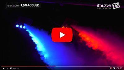 IBIZA LIGHT LSM400LED-WH