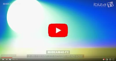 IBIZA LIGHT MHBEAM40-FX