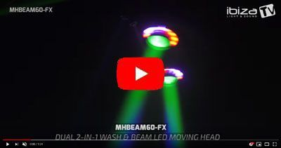 IBIZA LIGHT MHBEAM60-FX