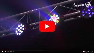 IBIZA LIGHT PAR-ASTRO