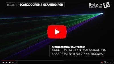 IBIZA LIGHT SCAN2000RGB